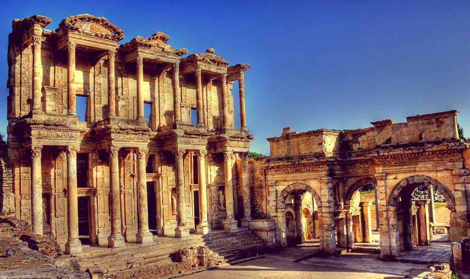 DAILY EPHESUS TOUR BY FLİGHT