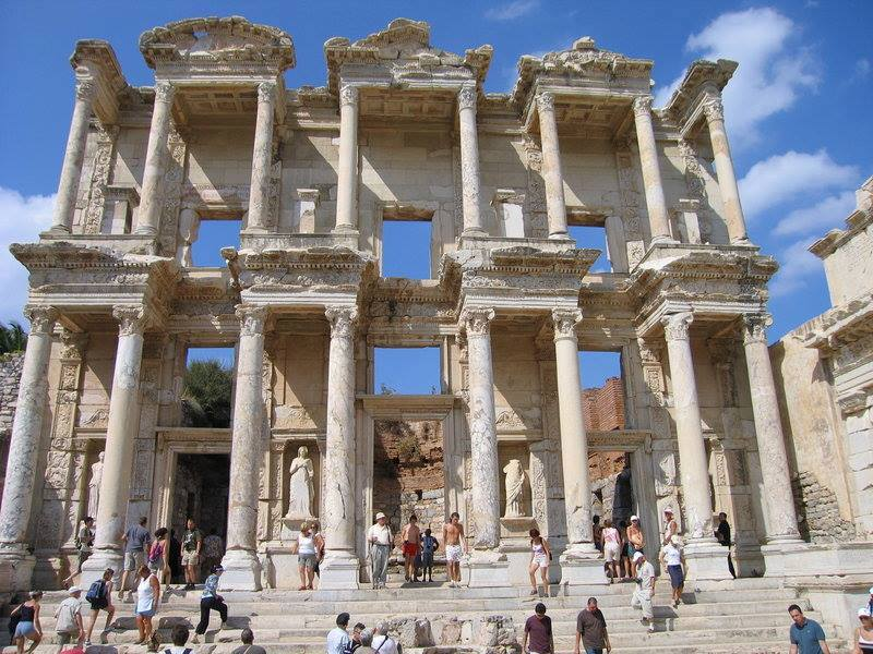 EPHESUS TOURS BY FLIGHT
