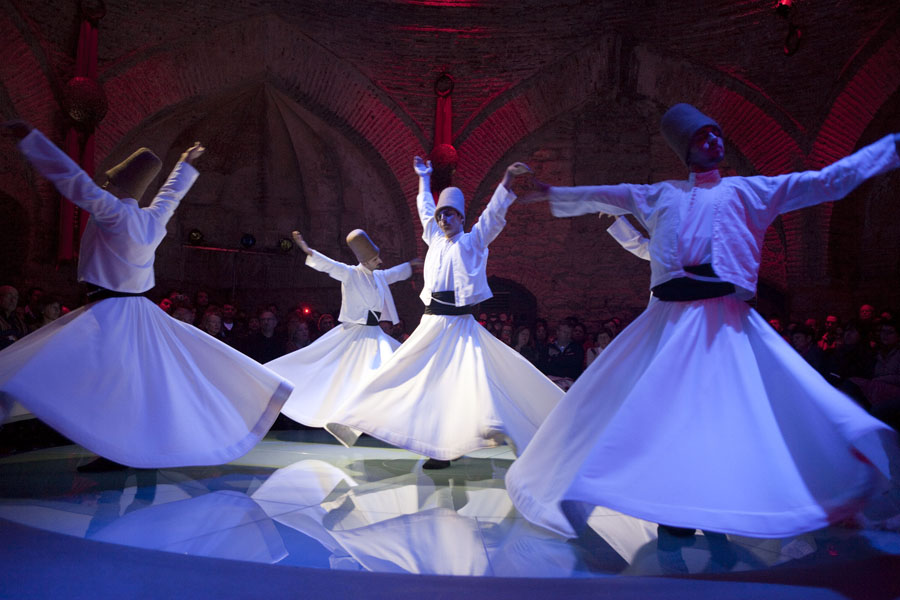 MEVLEVI SEMA CEREMONY AND SUFI MUSIC CONCERT