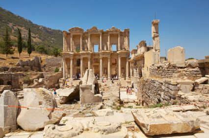 EPHESUS AND PAMUKKALE TOUR BY BUS